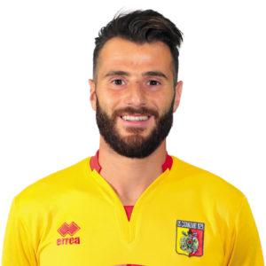 Francesco Nicastro: calciatore del Catanzaro