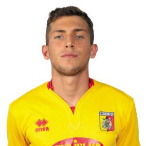 Gabriele Novello: calciatore del Catanzaro