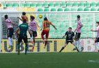 Palermo Catanzaro Gol Martinelli