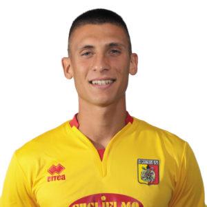 Cristian Riggi: calciatore del Catanzaro