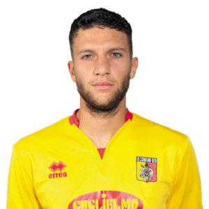 Andrea Risolo: calciatore del Catanzaro