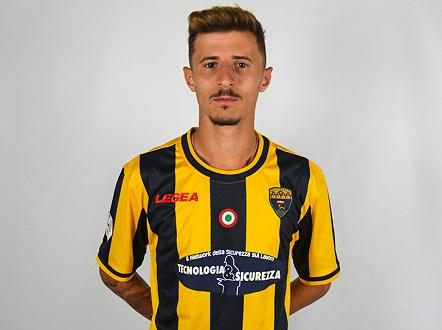 Salvatore Molinaro nuovo calciatore del Catanzaro