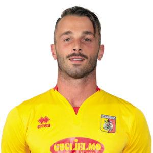 Andrea Signorini: calciatore del Catanzaro