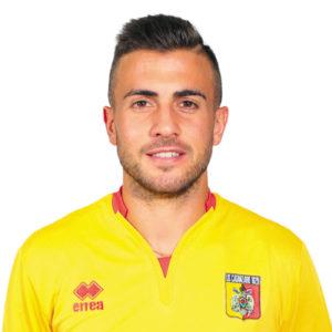 Simone Tascone: calciatore del Catanzaro
